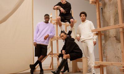 Models showcase new H&M sustainable clothes range