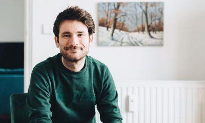 Turkish author Gökhan Kutluer