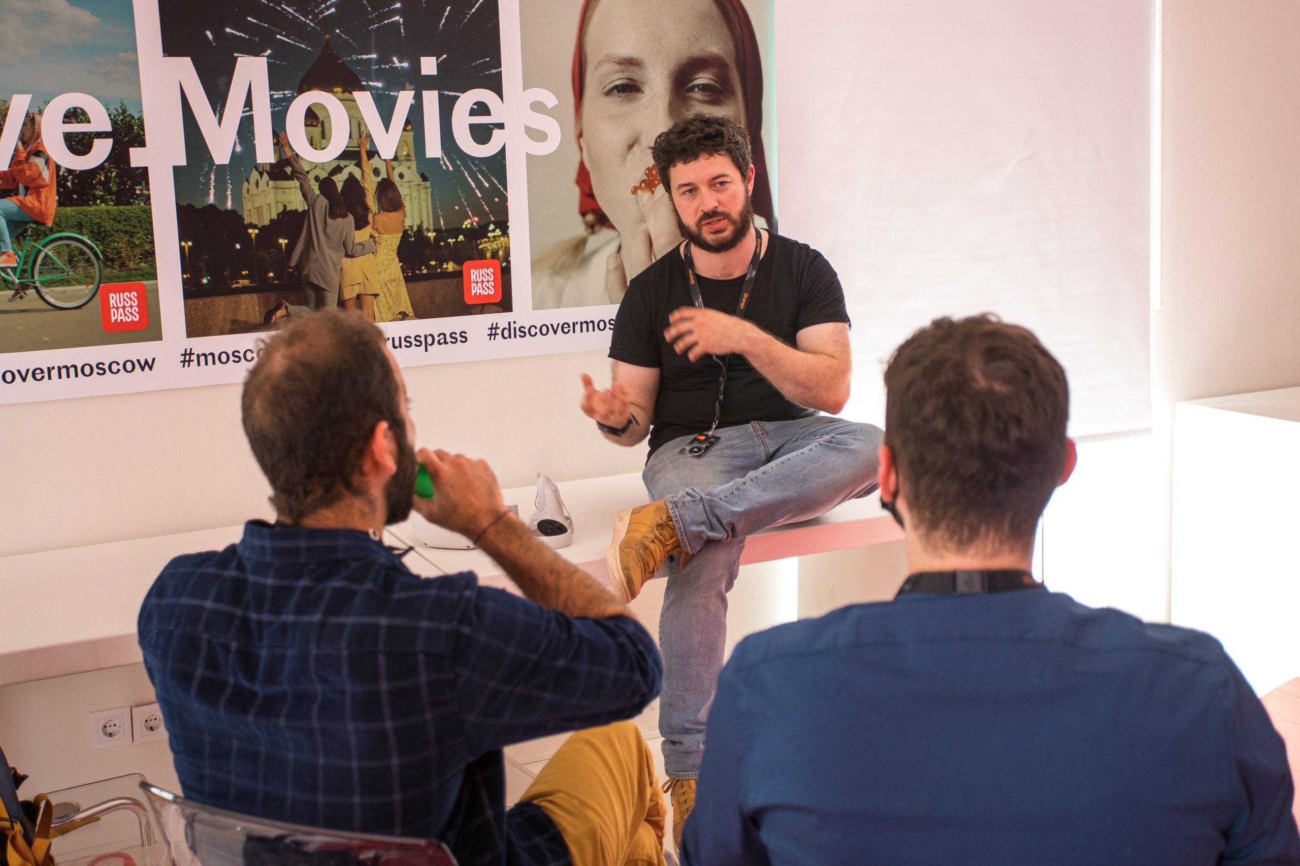 Director Georgy Molodtsov
