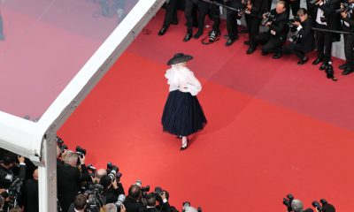 Red carpet of the 74th Cannes Film Festival