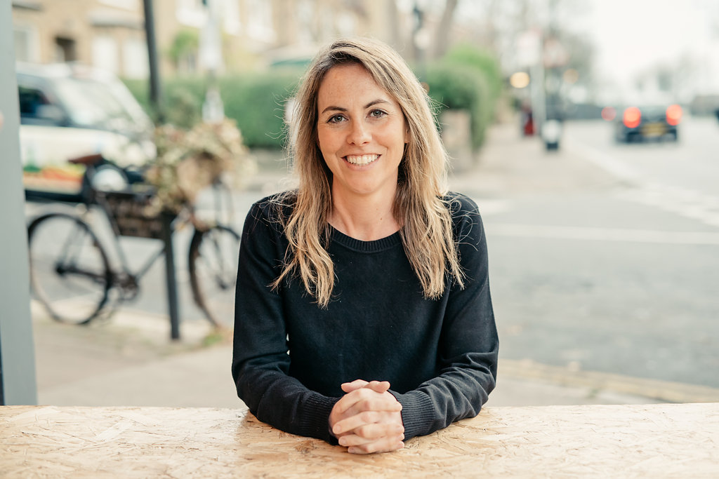 Tessa Clarke Co-founder and CEO of OLIO